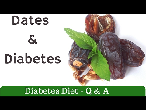 Are Dates Good For Diabetes?