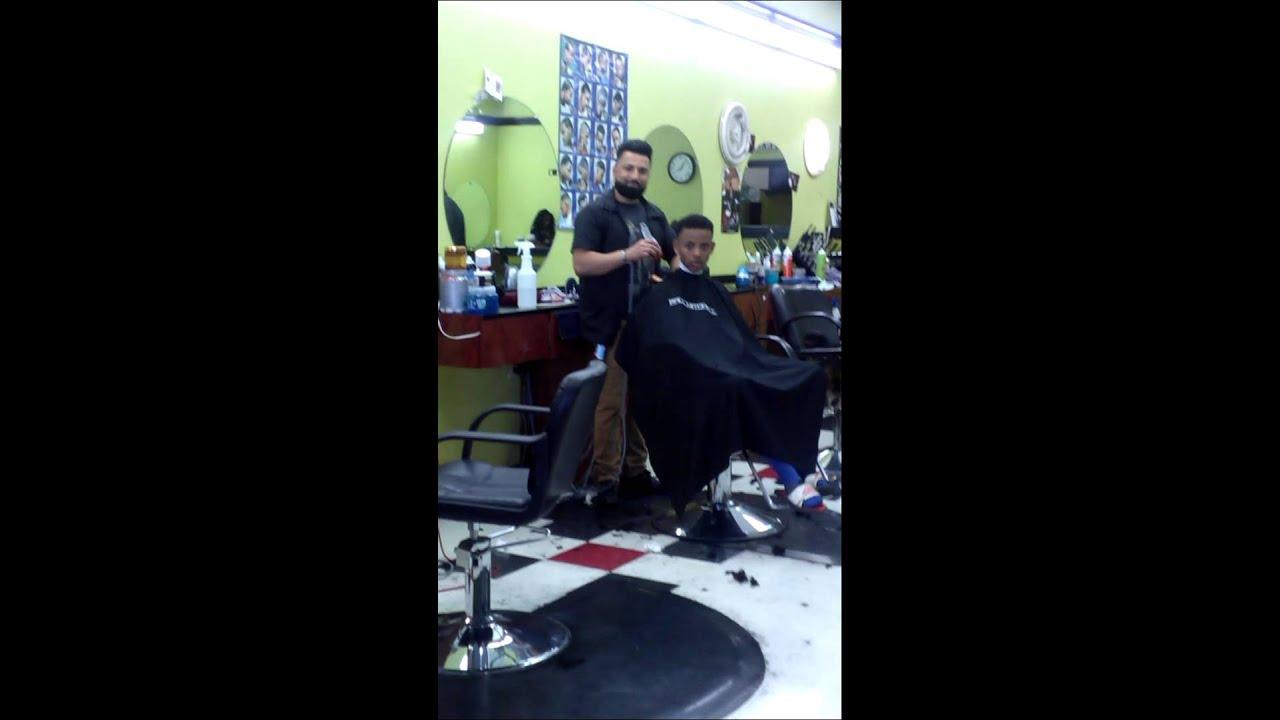 The Best Barber In Dallas