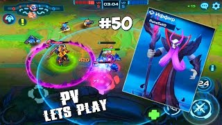50 ПОИГРАЕМ Planet Of Heroes Action Moba на Android IOS