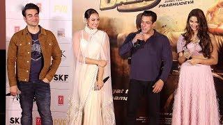 Dabangg 3 Official Trailer Launch Full Video | Salman Khan, Saiee Manjrekar, Sonakshi Sinha
