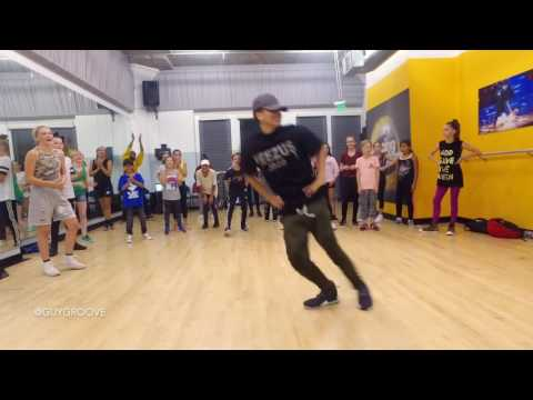 24K Magic | @brunomars | @GuyGroove Choreography