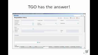 TGO's Procurement Management