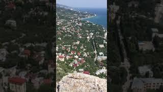 Крым.п.Симеиз.Гора Кошка
