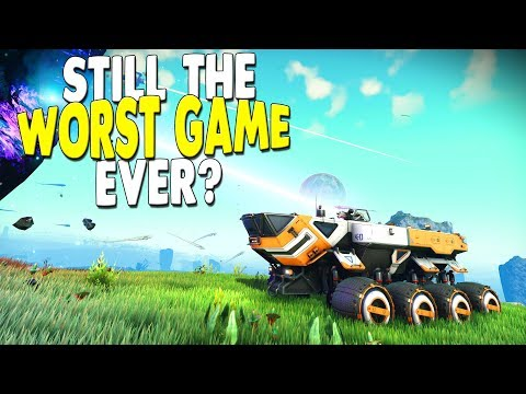 [LIVE?] BEST GAMING COMEBACK EVER? - Playing No Man's Sky First Time - New Update Tomorrow - 동영상