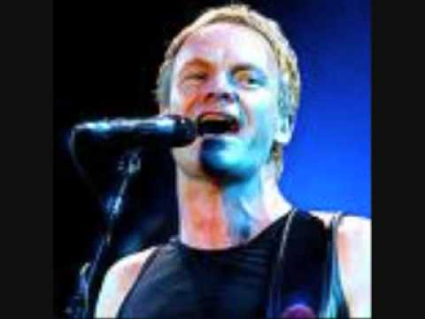 Sting - Message in a bottle - acoustic solo.(audio)
