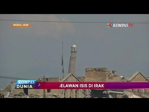 Perjalanan Perang ISIS Melawan Irak