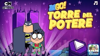 Teen Titans Go Tower Of Power Hive 5 Are Consuming All Electricity Cartoon Network Games Youtube