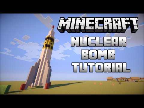 how to make misiles in minecraft