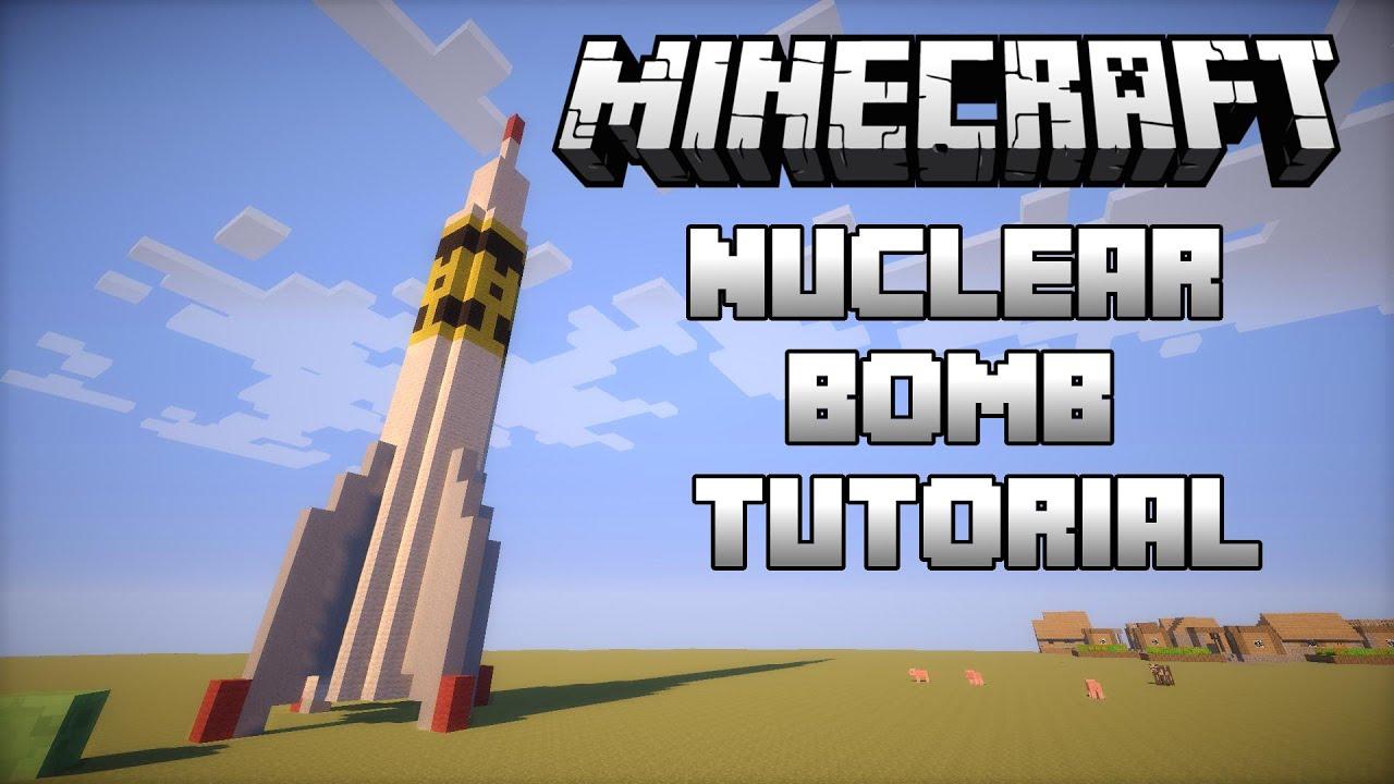 Minecraft Explosion Build