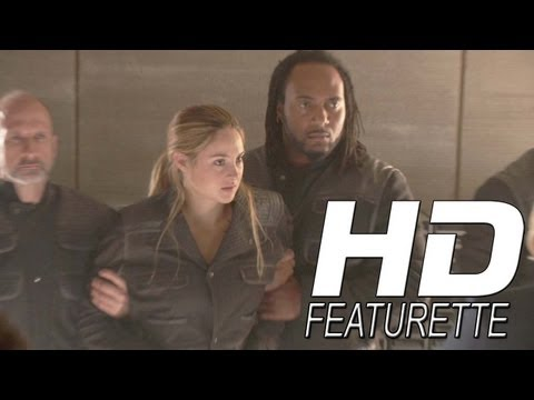 "Divergent ""Taking A Stand"" Featurette - Shailene Woodley"