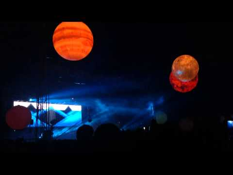 Paul Kalkbrenner live @ South West Four SW4 2014 (Der Buhold)