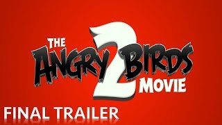 THE ANGRY BIRDS MOVIE 2 (2019) • Final Trailer • Cinetext