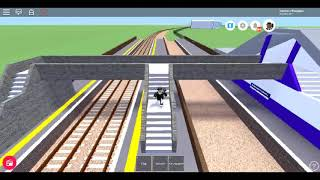 Roblox New Mnd The Gap Class 314 Commuter Rail Passing Though Deansgate
