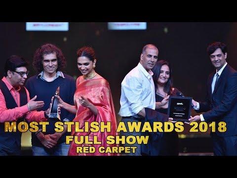 most-stylish-awards-2018-full-show-|-bollywood-awards-show-2018-|-red-carpet-|-awards-show-2018