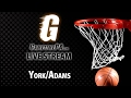 YAIAA boys' basketball final: Northeastern v. Central York