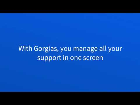 Gorgias helpdesk teaser