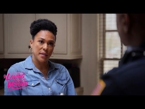 Natalie Is Suspicious Of Lushion And Kelly | Tyler Perry's If Loving You Is Wrong | OWN