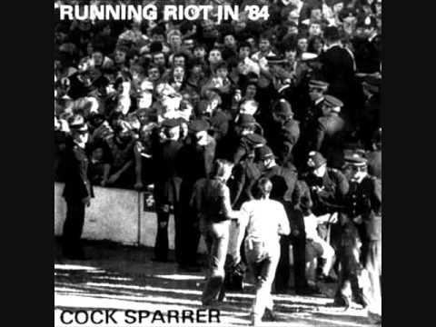 Cock Sparrer - Is Anybody There?