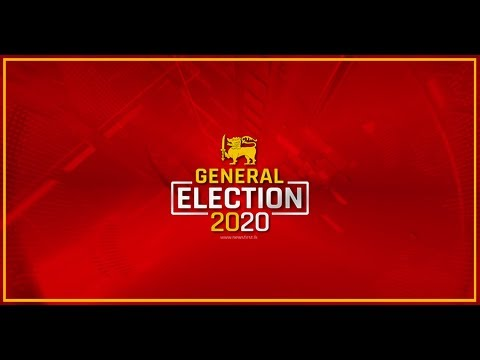 General Election 2020 Results (Live Streaming) - News 1st - Sirasa TV
