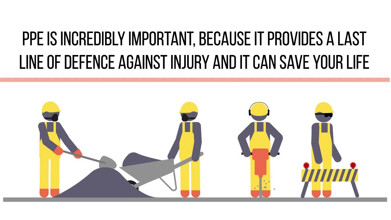 Personal Protective Equipment - PPE - Health and Safety