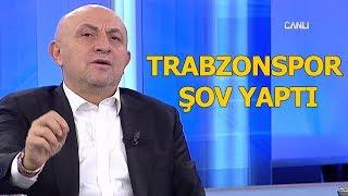 Sinan Engin: Trabzonspor bu akşam futbol şov yaptı