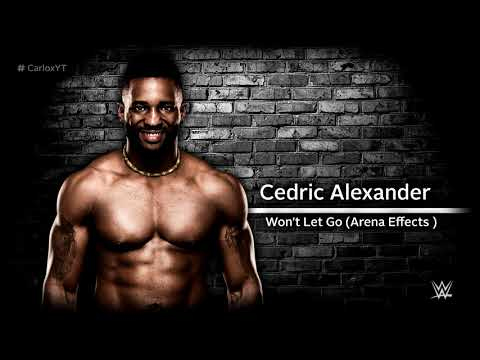 Cedric Alexander 2nd and NEW WWE Theme song -