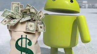 Заработок с помощью телефона, Реальные деньги