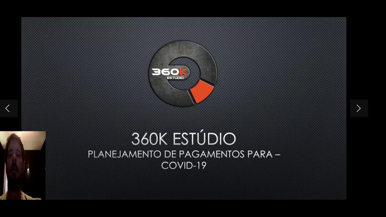 Ações da 360k Estúdio durante a Pandemia do COVID-19