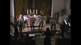 Johannes Brahms - Ungarischer Tanz Nr. 6 - Cocktail Stravagante - Live