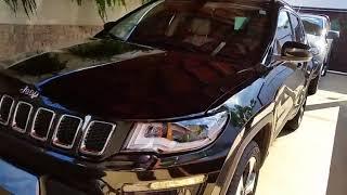 Jeep Compass Longitude Diesel 4x4 2018 - Primeiras Impressões