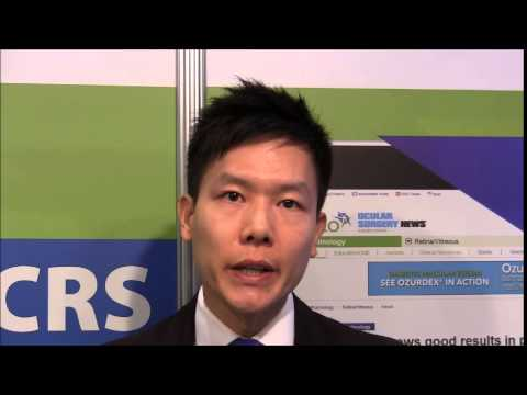 Dr. Jacky Wai Yip LEE (Hong Kong) Talks about MicroPulse Laser Trabeculoplasty/李煒業眼科醫生(香港)講解青光眼激光治療