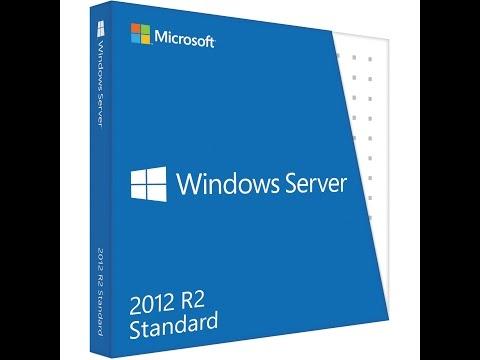 Как установить server 2012