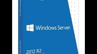 01 Установка Windows Server 2012 R2 на виртуальную машину VirtualBox