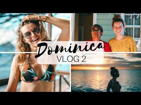 Wenn die innere Stimme Leben rettet | DOMINICA TRAVEL VLOG #2 | Lilies Diary