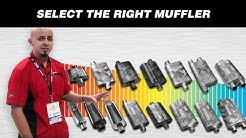 How to Select the Right Flowmaster Muffler - Series Differences Explained