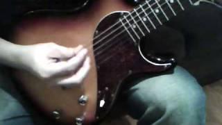 Baby Girl by Anthony Green alternate chords