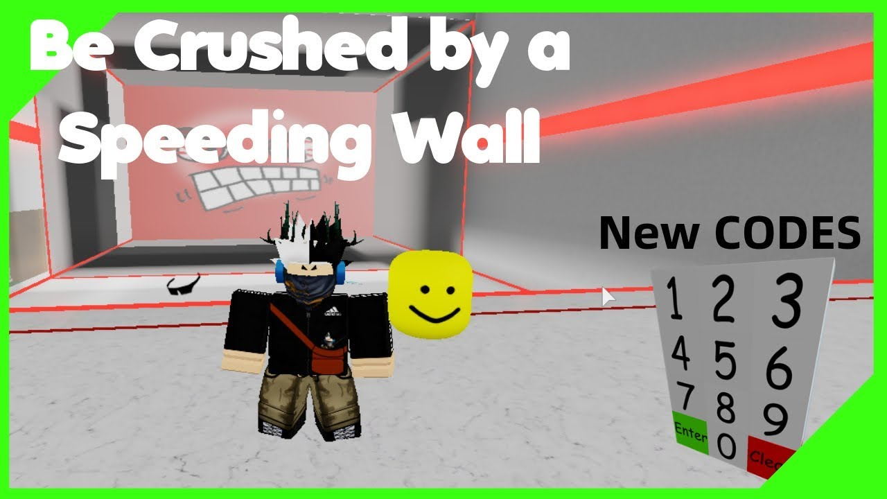 Read Description New Be Crushed By A Speeding Wall August 2019