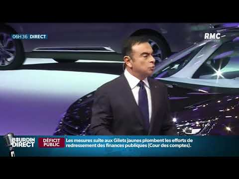 Carlos Ghosn: son mariage à Versailles interroge chez Renault Mp3