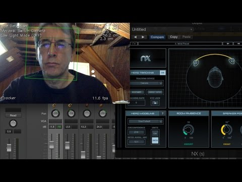 A Tour of Waves NX Virtual Mix Room Plug-In