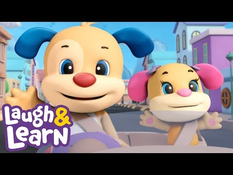 Laugh & Learn™ - Counting Song + More Kids Songs And Nursery Rhymes | Learning 123s