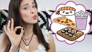 FOOD DIARY #5: Meine Ernährung | Veggie bis Fast Food | Deutsch