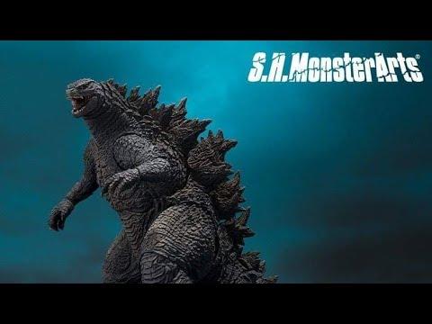S.h. Monster Arts Godz...