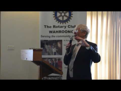 The Rotary Club of Wahroonga