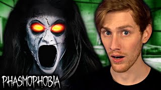 THE SCARIEST CO-OP HORROR GAME EVER!!! | Phasmophobia (ft. Ohmwrecker, Dead Squirrel, & Momo)