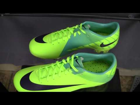 Nike Mercurial Vapor Superfly III Review (Volt with Retro)