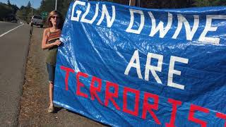 GUN OWNERS ARE TERRORISTS! - Part 1 of 2