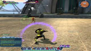 DCUO Mercenary - 2Man Central City Bounties - The Top