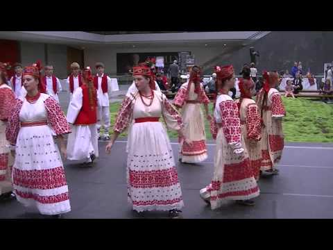 Croatian dance and music - American Zagreb Jr. Tamburitzans