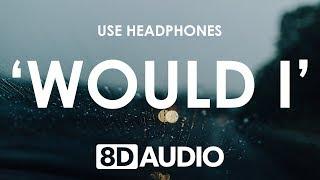 Download Maggie Lindemann - Would I (8D AUDIO) 🎧 Mp3