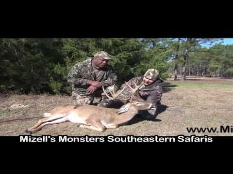 Florida Deer Hunting Big 10 Point with South Coast Safaris